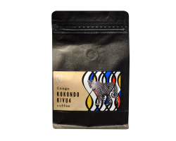 Kokondo Kivu4 specialty coffee, Congo  200gr