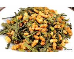 Genmaicha Sasaki Airi zaļā tēja