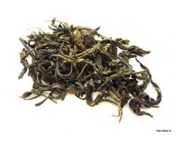 Fudžan zaļā pērtiķis ķīnas zaļā tēja