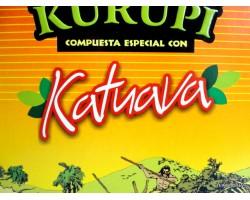 KURUPI Katuaba Yerba Mate 500gr