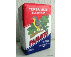 PAJARITO TRADICIONAL Yerba Mate 250g