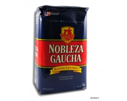 NOBLEZA GAUCHA AZUL Yeba Mate 500gr