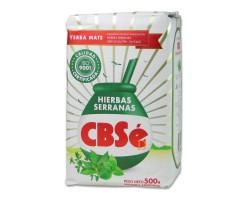 CBSé Mountain Herbs Yerba Mate 500g