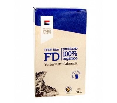 FEDE Rico 100% Organic Yerba Mate 500g