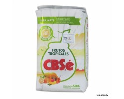 CBSé Tropical Fruits Yerba Mate 500g