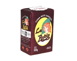 LA RUBIA Organica Yerba Mate 500g