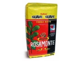 ROSAMONTE SUAVE Yerba Mate soft 500gr