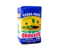 Oromate Traditional Molienda Mediana farm yerba mate 500g