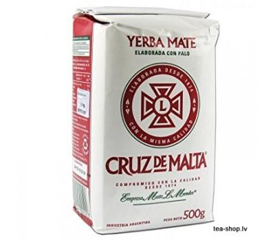 CRUZ DE MALTA Yerba Mate klasiskā 500gr