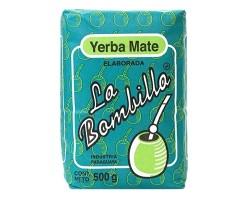 La Bombilla Traditional farm yerba mate 500g