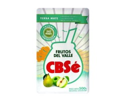 CBSé Fruits of the Valley Yerba Mate 500g