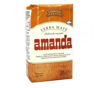 AMANDA Orange Yerba Mate 500gr