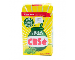 CBSé Herbs from Cuyo Yerba Mate 500g