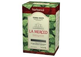 LA MERCED BARBACUA Yerba mate 500gr