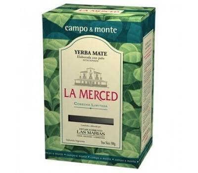 LA MERCED CAMPO/MONTE Yerba mate 500gr