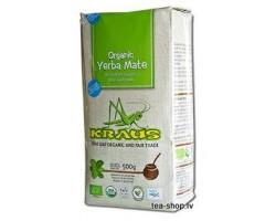 KRAUS Organic Pure leaf Yerba Mate  500g