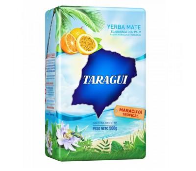 Taragui Maracuya Tropical yerba mate 500g