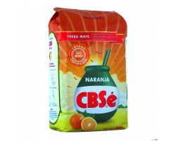 CBSé Orange Yerba Mate 500gr