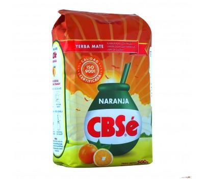 CBSé Orange Yerba Mate 500gr