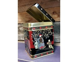 Tea box BLACK JAP 500gr