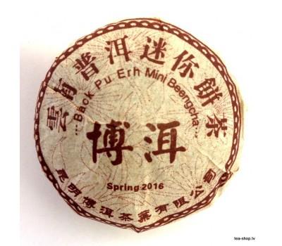 Mini toča ķīnas puerh tēja 9gr