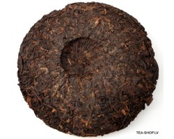 Yunnan Shu puerh tea 2015