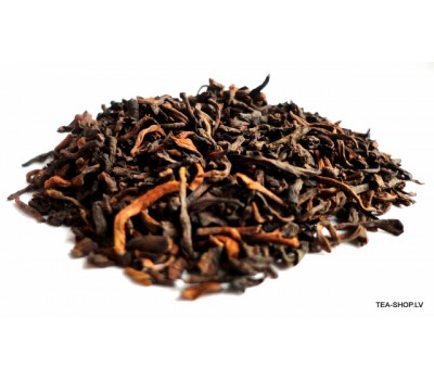 Juņnaņas beramais šu puerh tēja
