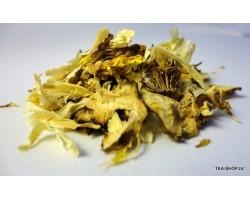 White lilly ethno tea