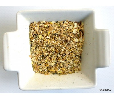 Baltā lilija etno tēja