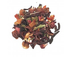 Tea-berries blend FRUITY MINT