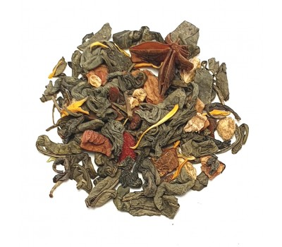 Green tea blend ORIENTAL