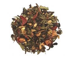 "Black tea blend ""Black mint"""
