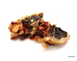 """VIENNESE APPLE STRUDEL""  tea blend"